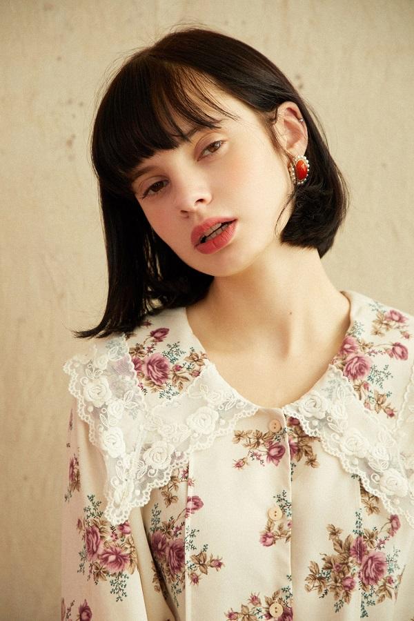 Pure Lace Blouse_Flower